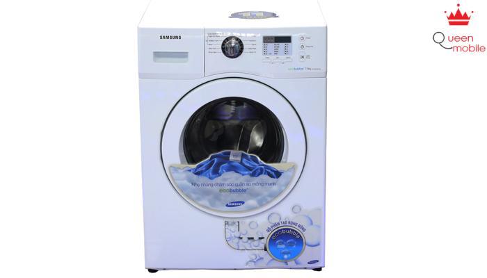 Quần áo thơm tho với công nghệ làm sạch bằng bọt khí