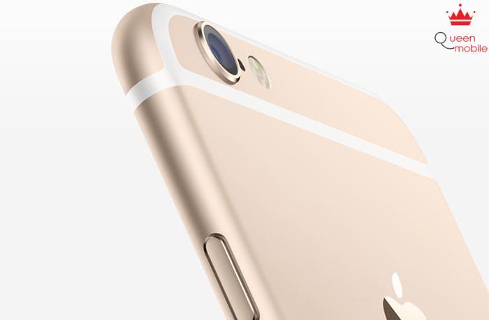 Cụm camera lồi của iPhone 6