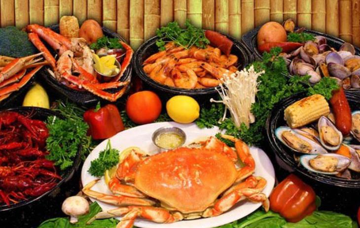 Bí quyết khử mùi tanh cho hải sản cực đơn giản