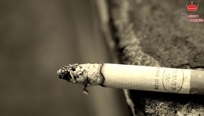 Khi mang thai hãy tránh xa khói thuốc lá