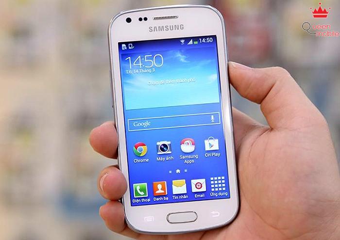 Đến lượt Samsung Galaxy Trend Plus được cập nhật phần mềm