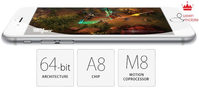 Chip xử lý Apple A8 mạnh như thế nào?