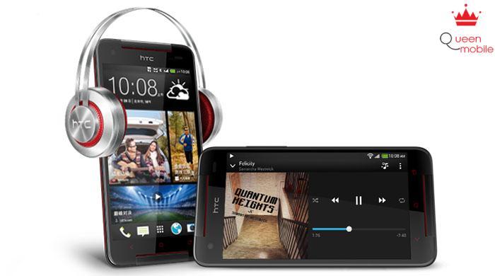 Âm thanh hoàn hảo từ sự kết hợp của loa BoomSound và công nghệ Beats Audio.