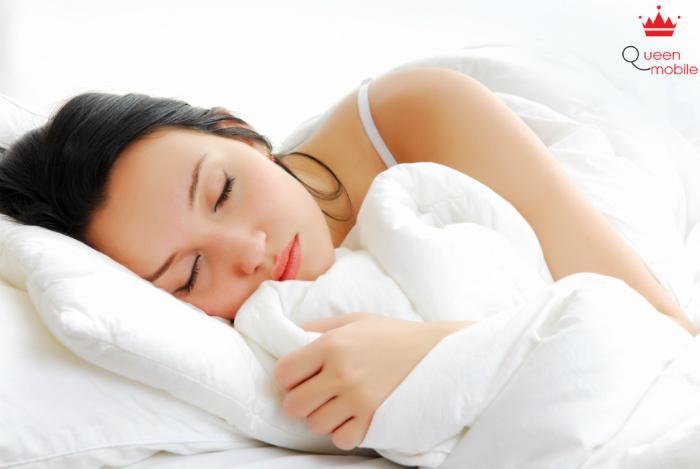 Lượng choline giúp điều hòa giấc ngủ