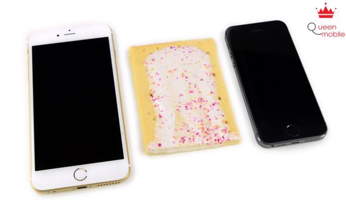 Mổ xẻ bộ đôi siêu phẩm Apple iPhone 6 và 6 Plus