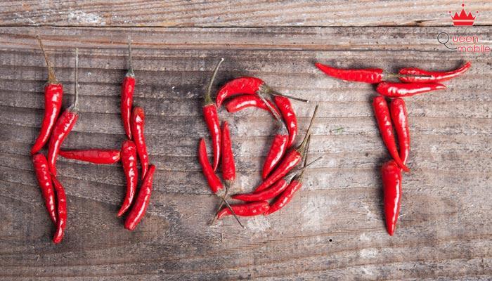 Bảo quản đúng cách ớt có thể tươi cả tháng