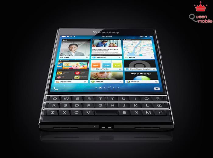 BlackBerry Passport chính thức ra mắt với thiết kế đặc biệt