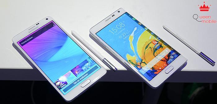 Điểm Benchmark khủng của chip 8 nhân trên Galaxy Note 4