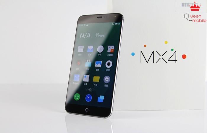 Meizu MX4 – Quái vật đến từ phương đông