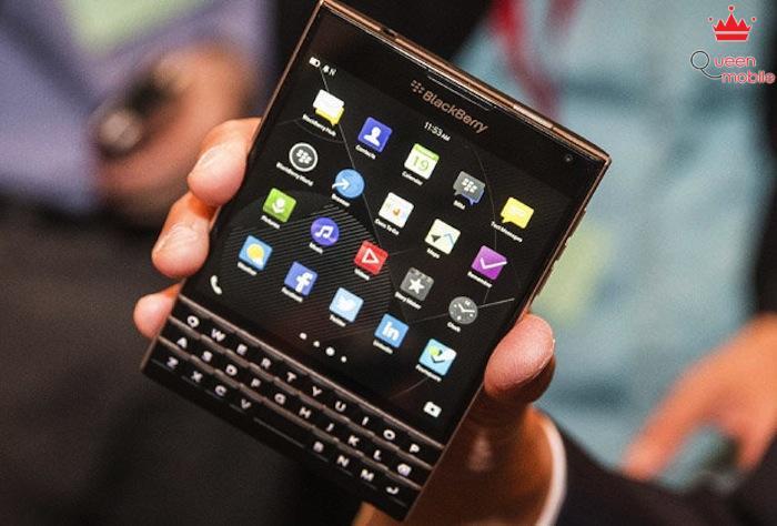 200 nghìn chiếc BlackBerry Passport hết veo khi vừa mở bán