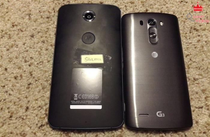 Google Nexus X hay Motorola Shamu lộ diện