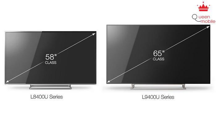 """Toshiba tung ra thị trường 2 dòng tivi """"Flagship"""""""
