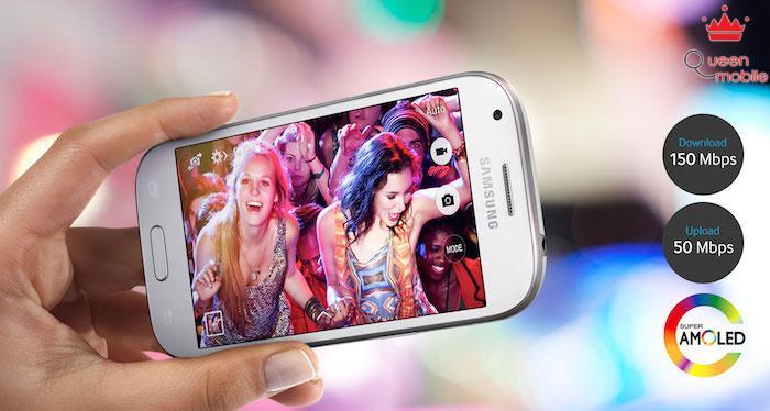 Samsung bất ngờ giới thiệu Galaxy Ace Style với màn hình AMOLED