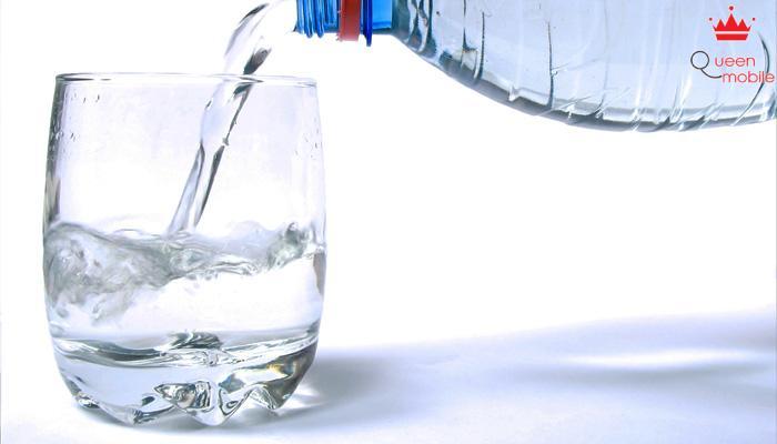 Nước lọc vừa làm sạch, vừa giúp rắng khỏe chắc khỏe hơn