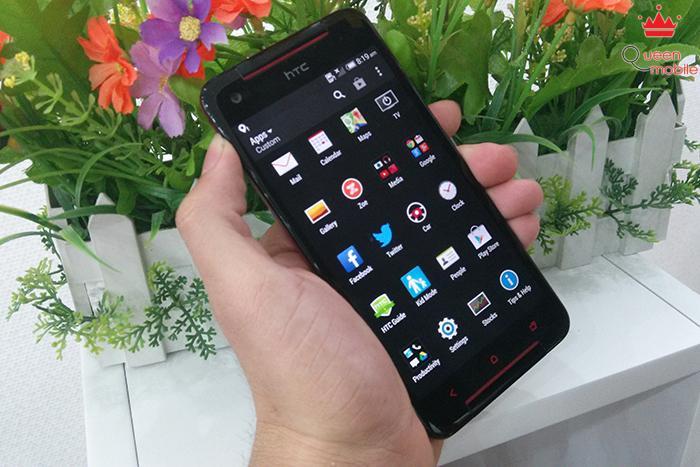 Hướng dẫn dùng HTC BUTTERFLY S điều khiển tivi bằng hồng ngoại