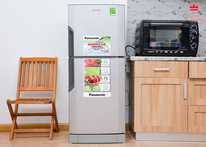 Đánh giá tủ lạnh Panasonic NR-BJ176 – Đẹp mắt, chất lượng