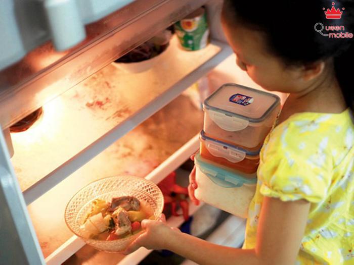 Làm thế nào để hạn chế thức ăn thừa?