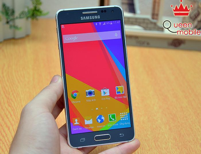 Khám phá nội thất bên trong siêu phẩm Samsung Galaxy Alpha