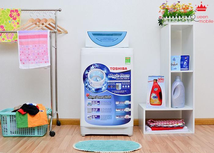 Máy giặt Toshiba AW-ME920LV – Tĩnh lặng bên ngoài, mạnh mẽ bên trong