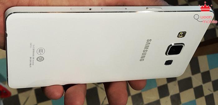 Cấu hình chi tiết Samsung Galaxy A5 chính thức xuất hiện