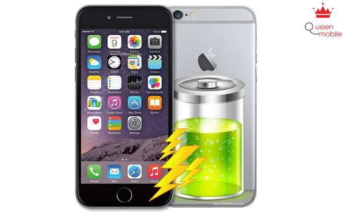 Đánh giá thời lượng pin iPhone 6 – Thấp hơn 6 Plus nhưng vẫn rất ấn tượng