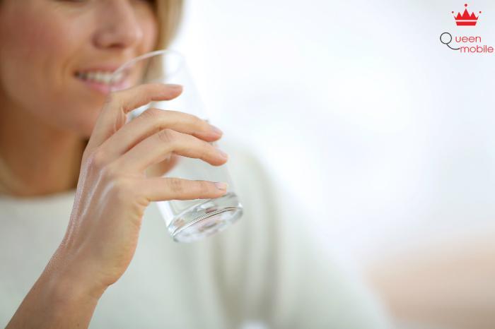 Nước ấm trị cảm lạnh hiệu quả