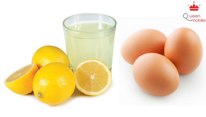 Một số loại mặt nạ từ chanh và trứng gà sẽ mang lại hiệu quảa