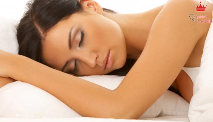 Một giấc ngủ ngon sẽ khiến bạn đẹp hơn