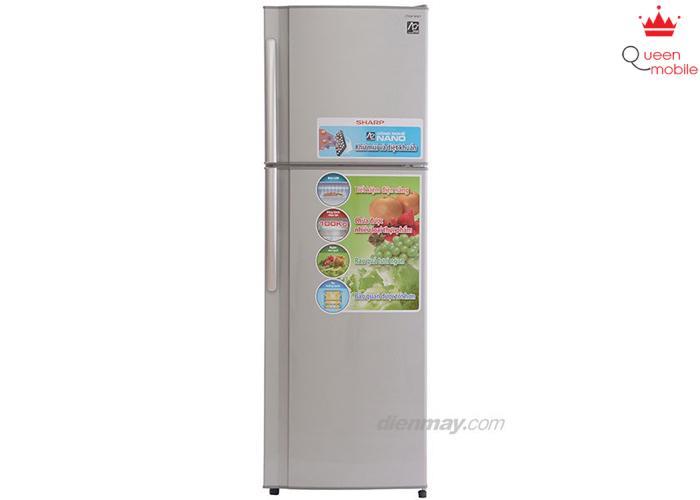 Tủ lạnh có thiết kế mạnh mẽ, ấn tượng