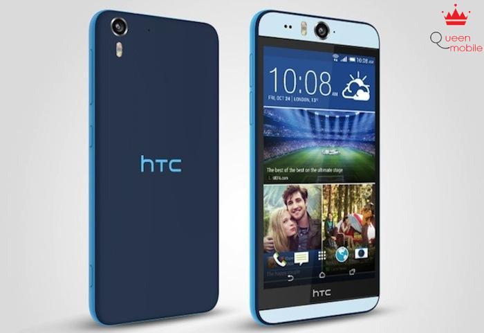 HTC giới thiệu Smartphone trùm tự sướng Desire Eye