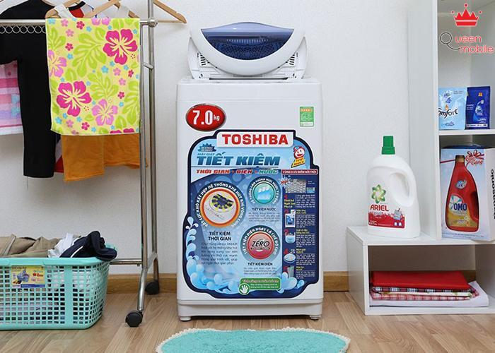 Máy giặt Toshiba AW-A800SV – Giải pháp tiết kiệm toàn diện