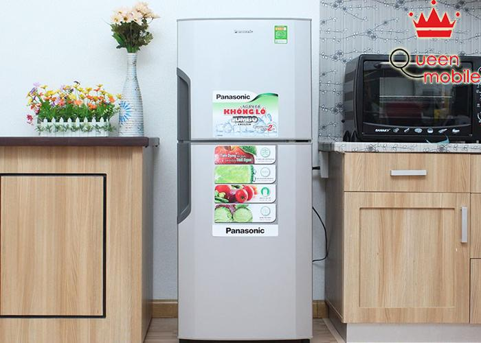 Tủ lạnh Panasonic NR-BJ186 – Tủ lạnh tầm trung cực chất