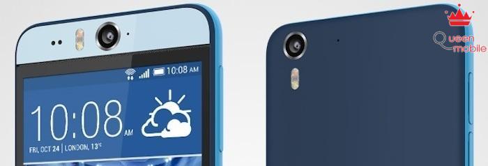 """HTC Desire Eye không chỉ """"tự sướng"""" đẹp mà còn rất mạnh"""