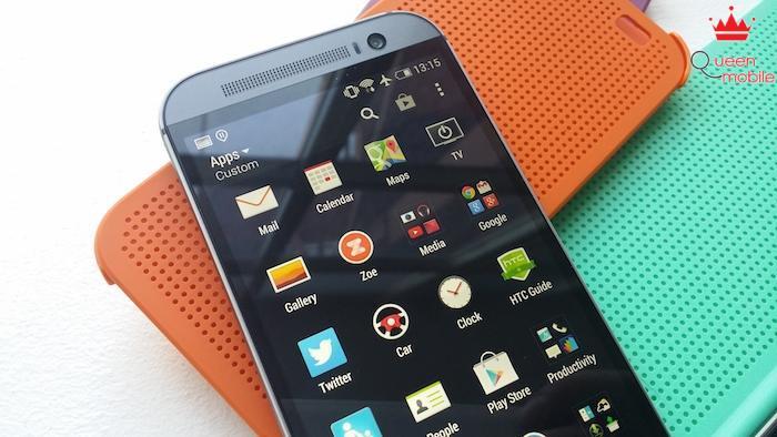HTC One M8 sẽ được cập nhật Android 4.4.4 cùng gói phần mềm chụp ảnh mới – Eye Experience