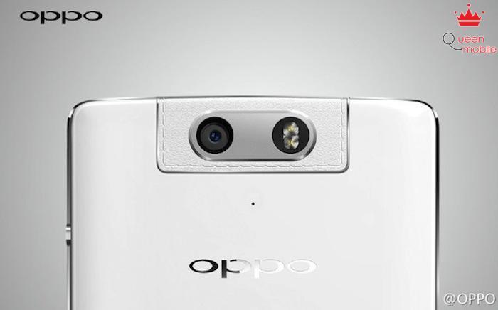 OPPO lại tung ảnh mới về cụm camera xoay của OPPO N3
