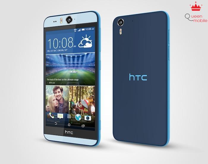 HTC tung ra Desire EYE với camera phía trước 13MP