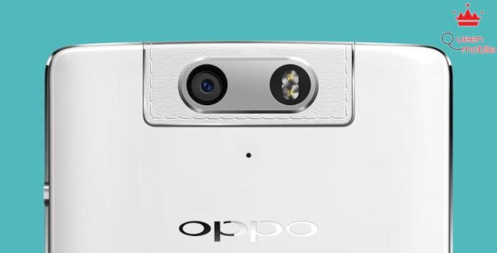 Oppo N3 có cụm camera xoay