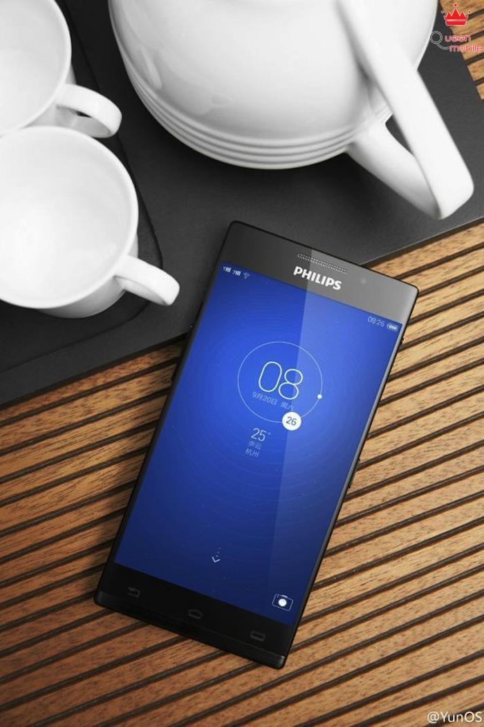 Philips sắp ra mắt điện thoại siêu sang Aurora I966