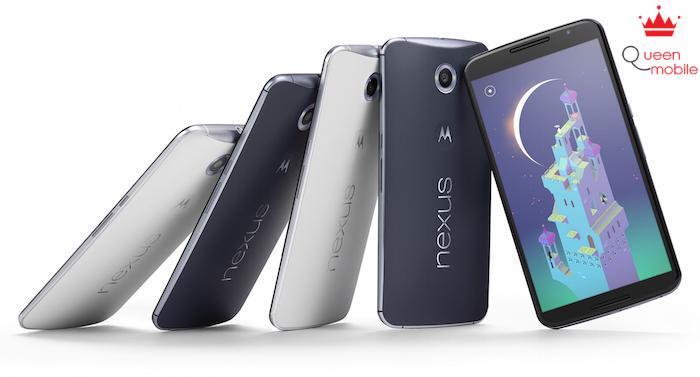 Google chính thức ra mắt Nexus 6: Snapdragon 805, màn hình 2K, camera chống rung quang học, sạc siêu nhanh