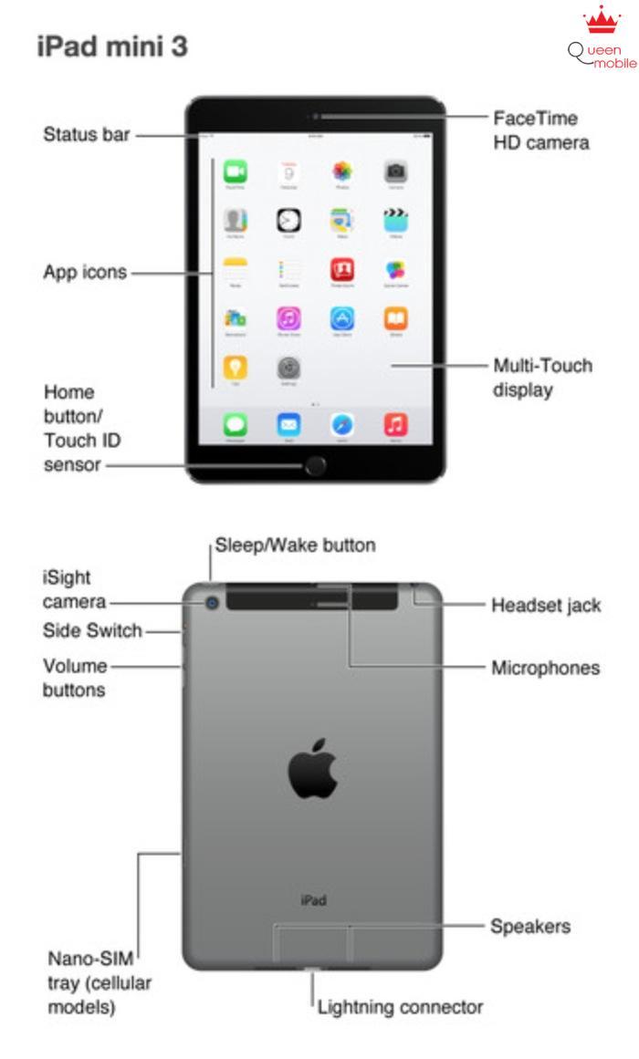 Apple vô tình để lộ iPad trước giờ G