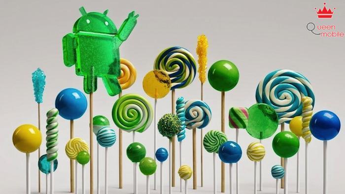 Android 5.0 Lollipop chính thức ra mắt với giao diện mới và tối ưu thời lượng pin