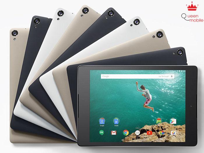 Google Nexus 9 chính thức ra mắt – Màn hình 4:3, chip Nvidia Tegra K1 và Android 5.0