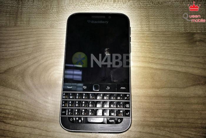 BlackBerry Classic tái xuất với một loạt ảnh rõ nét