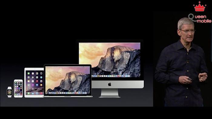 OS X Yosemite 10.10 sẵn sàng cho Mac, iOS  8.1 cập nhật vào thứ hai