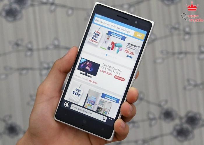Đánh giá Nokia Lumia 830 – Thiết kế đẹp, camera ấn tượng