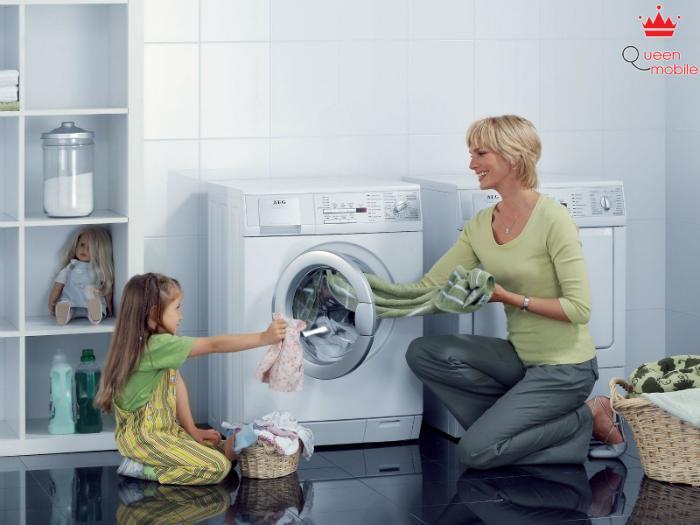"""6 lỗi giặt ủi """"tàn phá"""" quần áo"""