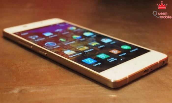 Smartphone siêu mỏng khiến iPhone 6 phải hổ thẹn