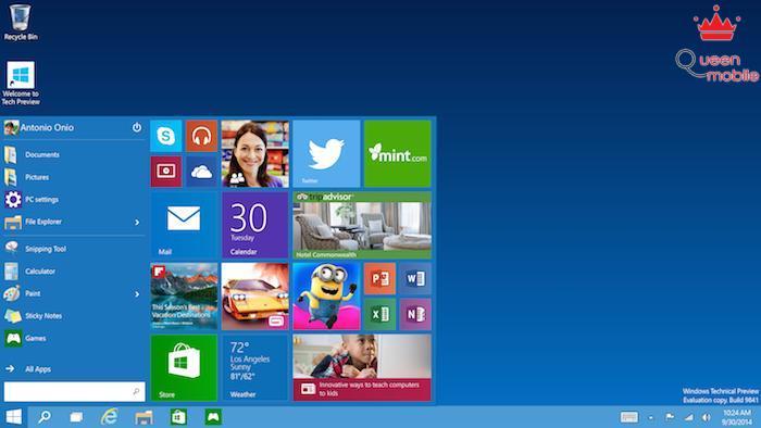 10 điều bạn cần biết về Windows 10
