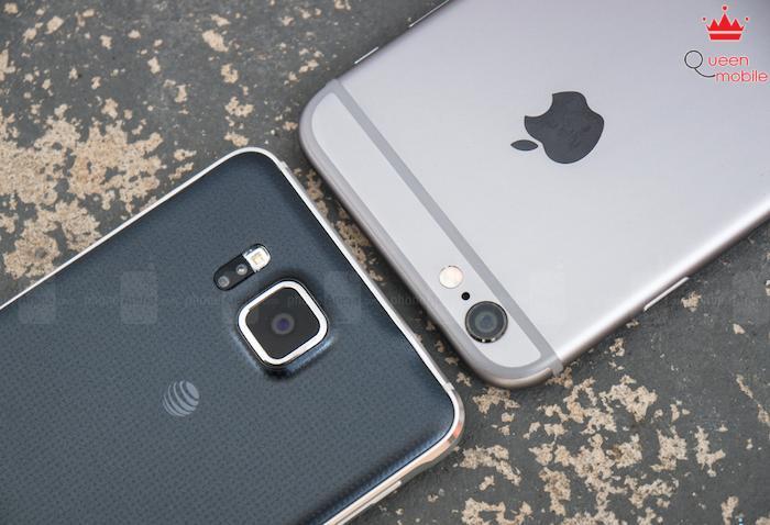 Samsung Galaxy Alpha và Apple iPhone 6: kẻ tám lạng, người nửa cân