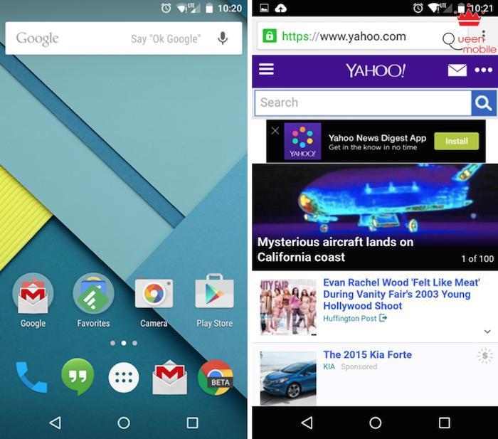 Mặc định bật dữ liệu di động khi không có Wifi trên Android Lollipop